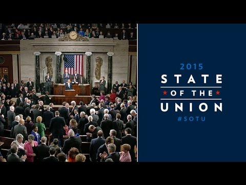 President Obama's 2015 State of the Union Address