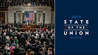 President Obama's 2015 State of the Union Address thumbnail