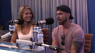 ON With Mario Lopez - Bachelor In Paradise's Chris & Krystal