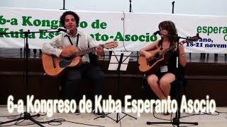 Nuevo Video sobre el 6to Congreso de la Asociación Cubana de Esperanto
