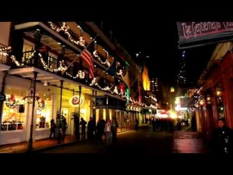 New Orleans Christmas.Christmas In New Orleans