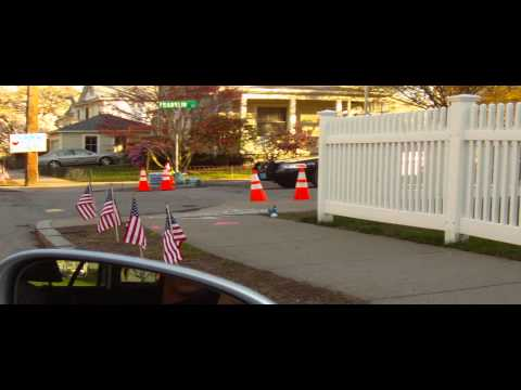 Touring the Watertown, MA shootout and apprehension sites 04/24/2013