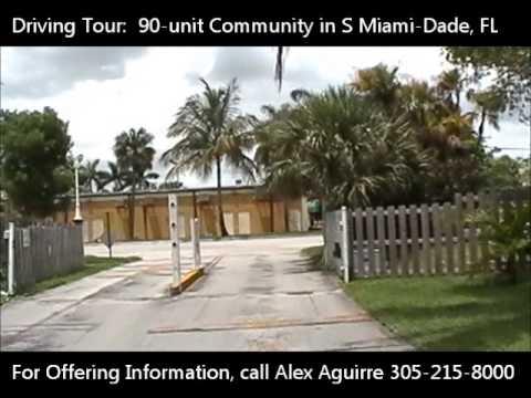 For Sale: 90 Unit Multi-Family in Miami-Dade County Florida