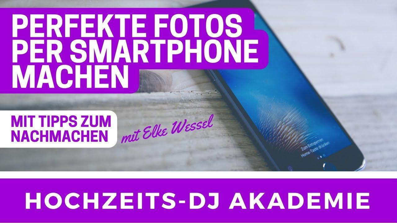 Smartphone Fotografie mit Elke Wessel 📸 DJ Podcast | HDJ73