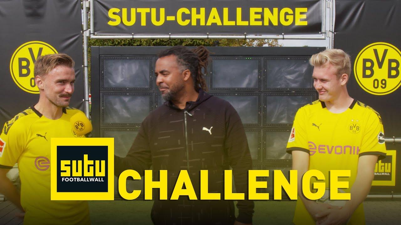 Die BVB-Sutu-Challenge | Julian Brandt & Marcel Schmelzer | Episode 7
