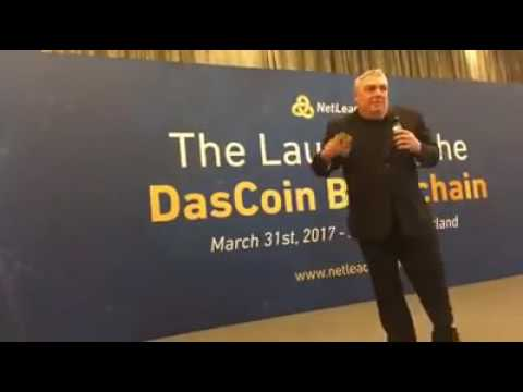 The Launch of The Das Coin Block-chain-Part 1