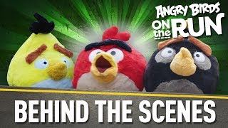Angry Birds on The Run | Behind The Scenes Special