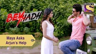 Your Favorite Character   Maya Asks Arjun's Help   Beyhadh