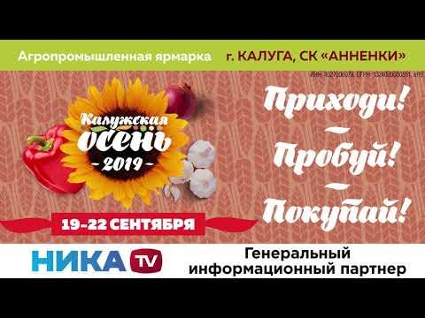 Калужская осень 2019