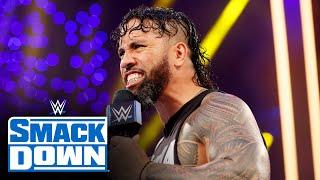 Jey Uso taunts Shinsuke Nakamura: SmackDown, Jan. 15, 2021