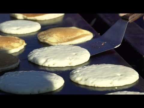 Top 10 Things to Do at Cheyenne Frontier Days - #6 Pancakes!