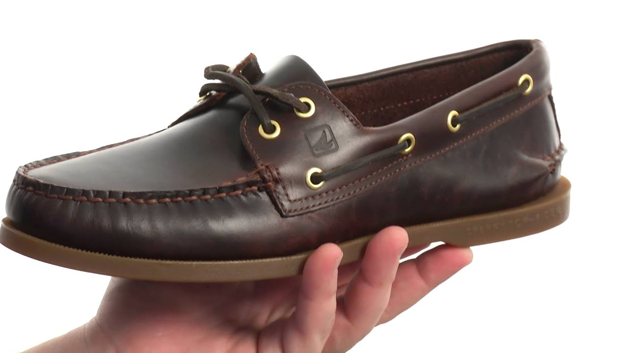 Sperry Top-Sider Authentic Original SKU:7158233 - YouTube