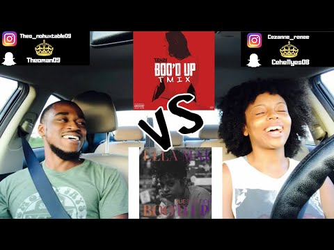 Ella Mai - Boo'd Up (Remix) Ft. Nicki Minaj, Quavo, T. Pain, & Plies