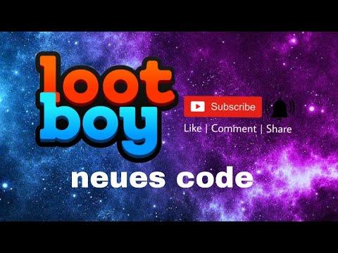 Lootboy Neue code | Black Fawn