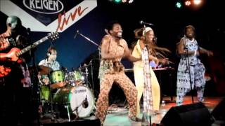 Burkina Electric@Reigen live 27 6 2013