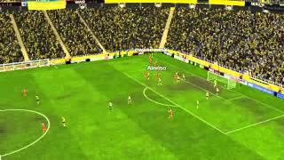 Borussia Dortmund 1-1 FC Bayern M�nchen (FC Bayern M�nchen win 4 - 1 on penalties)