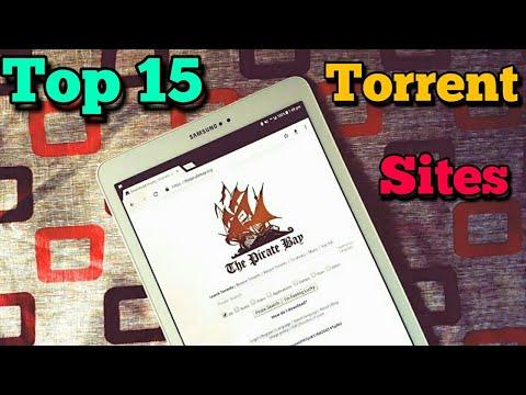 Top 15 torrent site