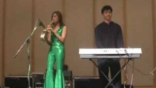 Malaysia KL WEDDING LIVE JAZZ BAND- Amanda + KG -Thai Song