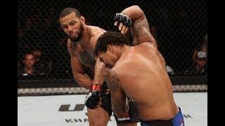 UFC SP: Nocaute de Thiago Marreta em Eryk Anders