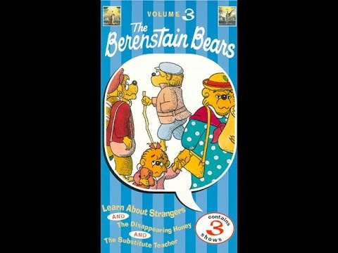 The Berenstain Bears and the Joy of Giving - YouTube