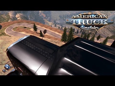 American Truck Simulator: Climbing the Million Dollar Hwy - Camp Verde to Denver