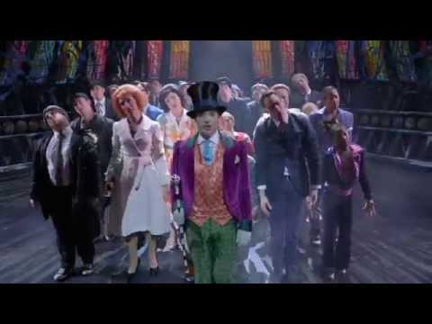 Charlie and the Chocolate Factory the musical's new video trailer