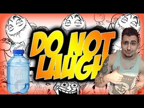TRY NOT TO LAUGH CHALLENGE Z WODA!! 😂😂 Jak ja prysznica nie potrzebuje :D