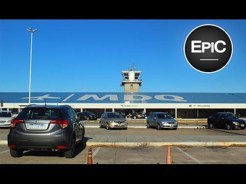 Aeropuerto de Mar del Plata Ástor Piazolla (MDQ) / Mar del Plata Int. Airport - Argentina (HD)