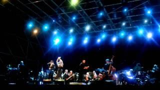 Nick The Nightfly feat Amalia Gree + Orchestra Provincia di Bari - Raindrops Keep Falling On My Head