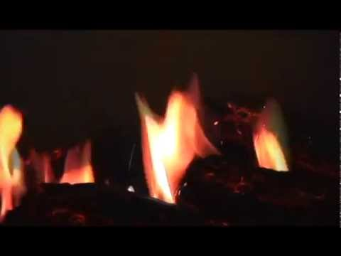 Видео с электрическим камином Dimplex OPTI-V