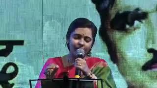 Vibhavari Apte joshi - Yeh Zindagi Usiki Hai - Anarkali-C.Ramchandra-Lata mangeshkar