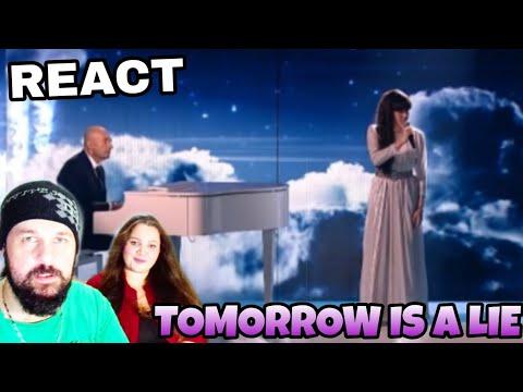 VOCAL COACHES REACT: DIANA ANKUDINOVA - TOMORROW IS A LIE