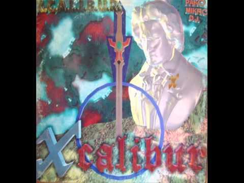 Xcalibur - X.C.A.L.I.B.U.R. (Stone Version)