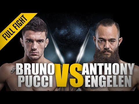 "ONE: Full Fight | Bruno Pucci vs. Anthony Engelen | ""Puccibull"" wins by submission 