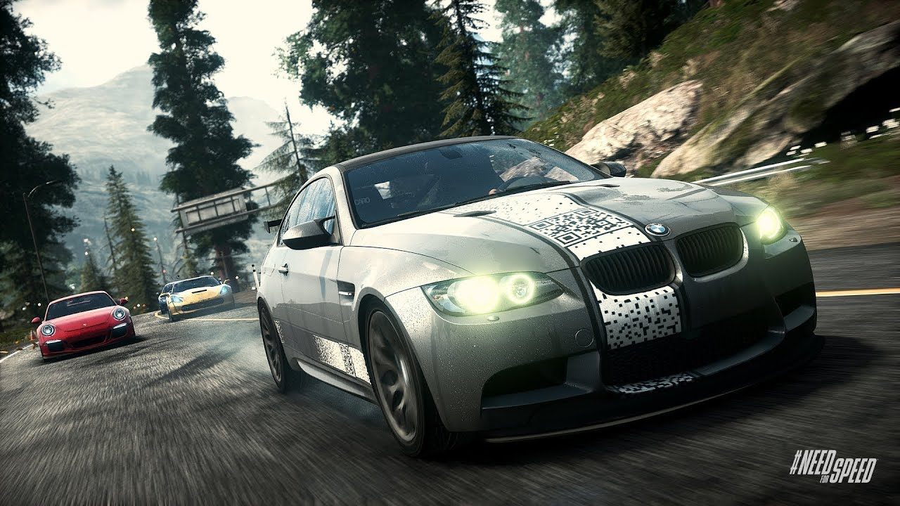 Need For Speed Rivals Bmw M3 Gtr Gameplay Full Hd 2016