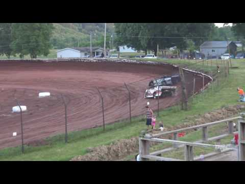 Midway Speedway | 6.5.16 | Late Models | Heat 2