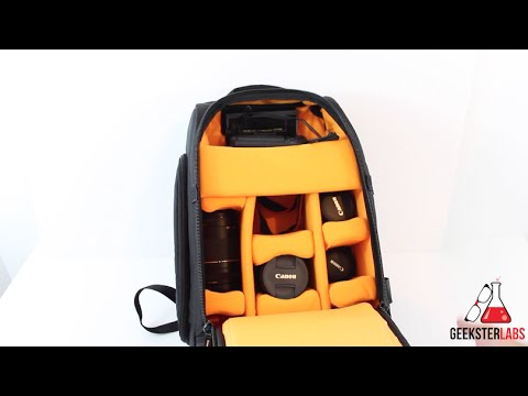 Case Logic DSLR Camera & Laptop Backpack SLRC-206