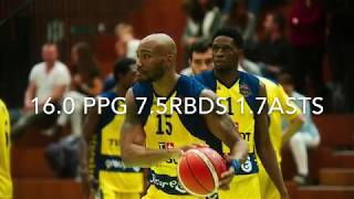 Antonio Ballard 2017-2018 Switzerland SBL highlights