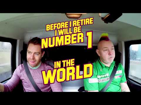 Unibet - On The Road with Peter Wright