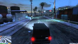 GTA 5 PC GTX 650 GAMEPLAY