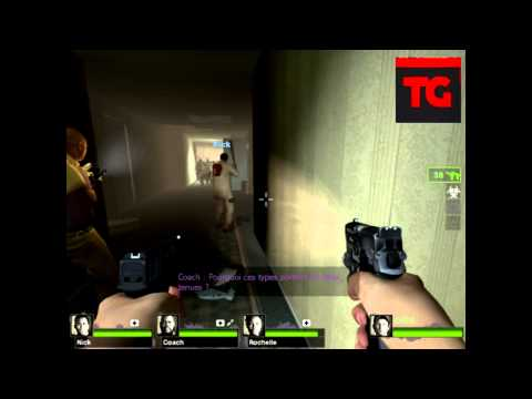 Tunisie Gamers     Left For dead 2 Gameplay