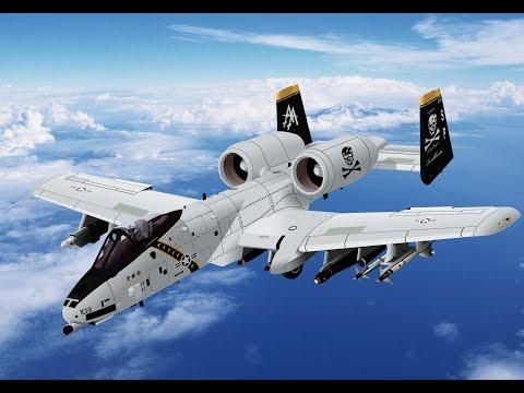 A-10攻击机驻菲 利器还是鸡肋