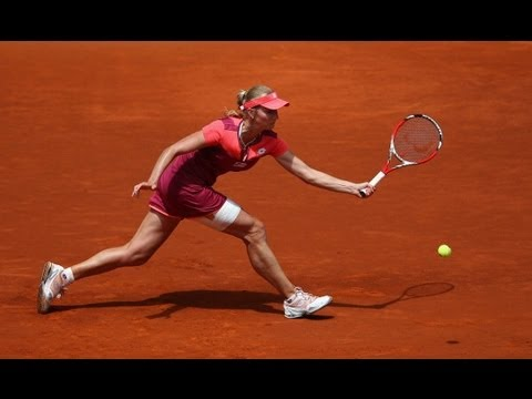 2013 Mutua Madrid Open Day 5 Second & Third Round WTA Highlights