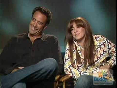 BuddyTV Interview With Brad Garrett And Joely Fisher