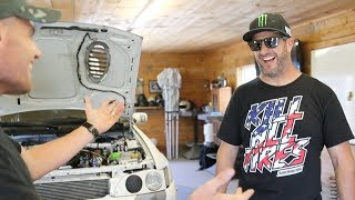Ken Block Interview Rally School