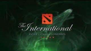 видео international dota 2 2013