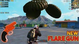New Flare Gun in PUBG Mobile