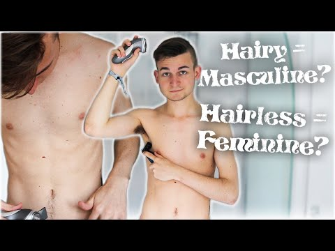 The Politics Of Gay Body Hair & My Manscaping Routine ✂️🏳️‍🌈