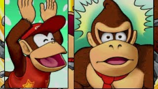 Mario Party DS - Story Mode Walkthrough Part 3 - DK's Stone Statue