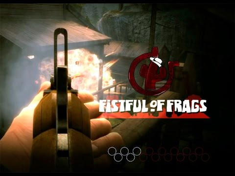 ОБРАТНО НА ДИКИЙ ЗАПАД (Fistful of Frags)